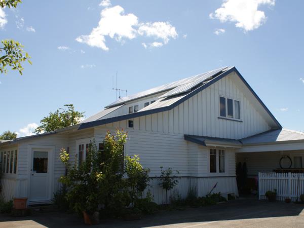 Green Party's Solar Bill