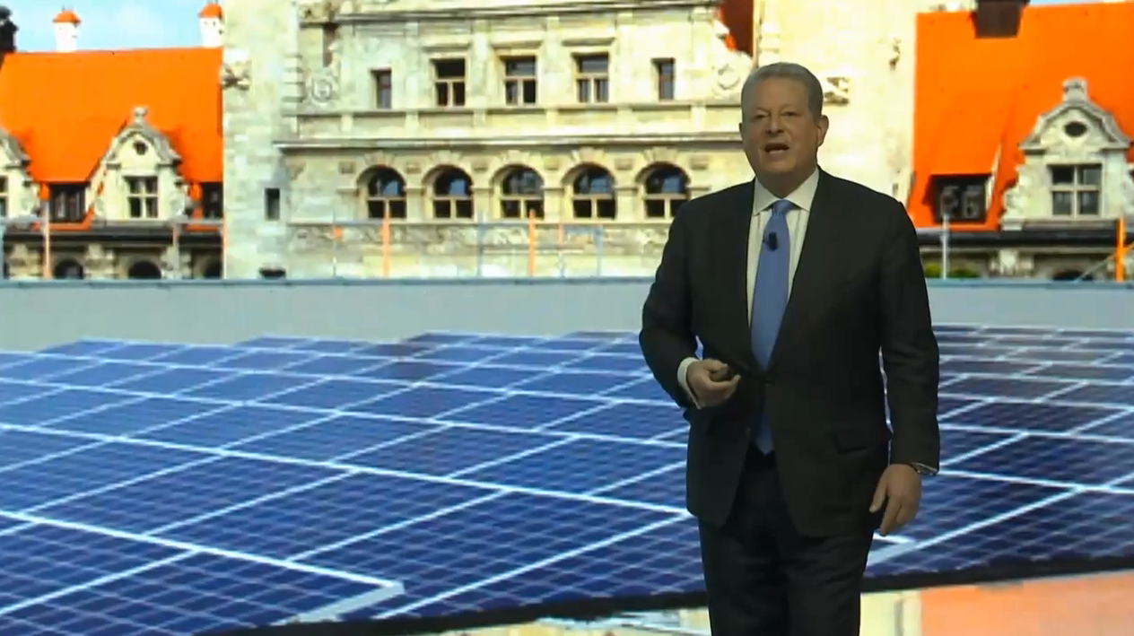 Al Gore Reveals What's Next For Climate in 2015.