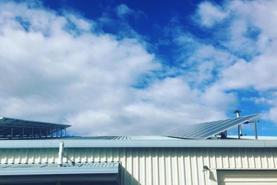 Chia Sisters - 30 Solar Panels - Nelson