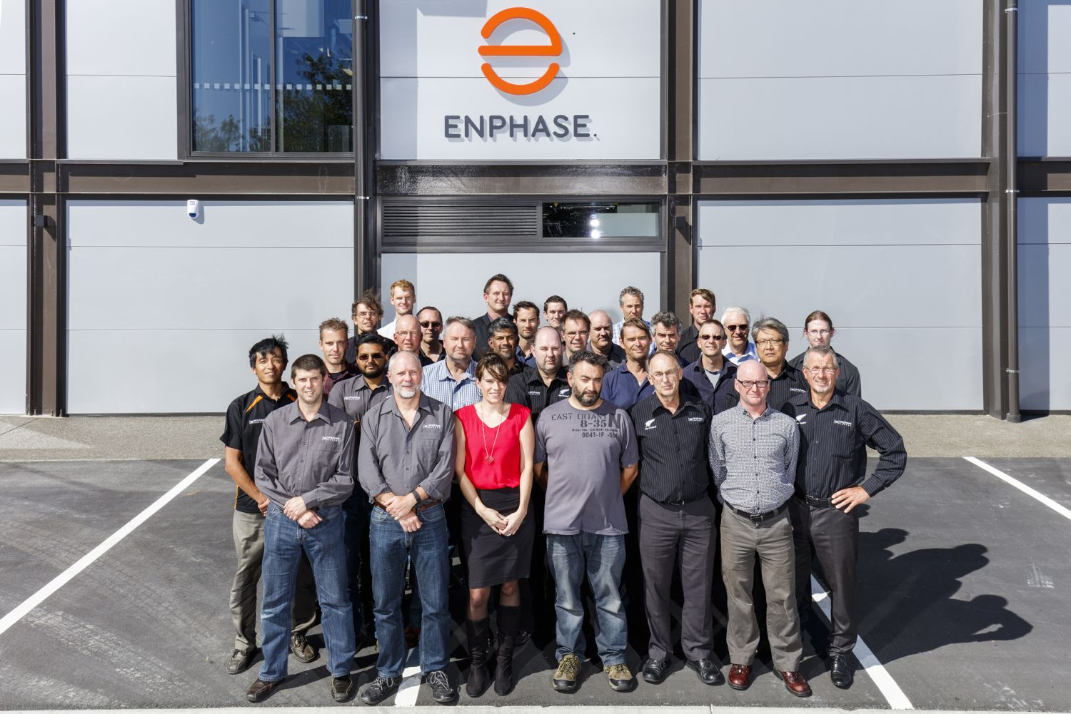 Enphase Opens R&D Solar Components Facility in Christchurch