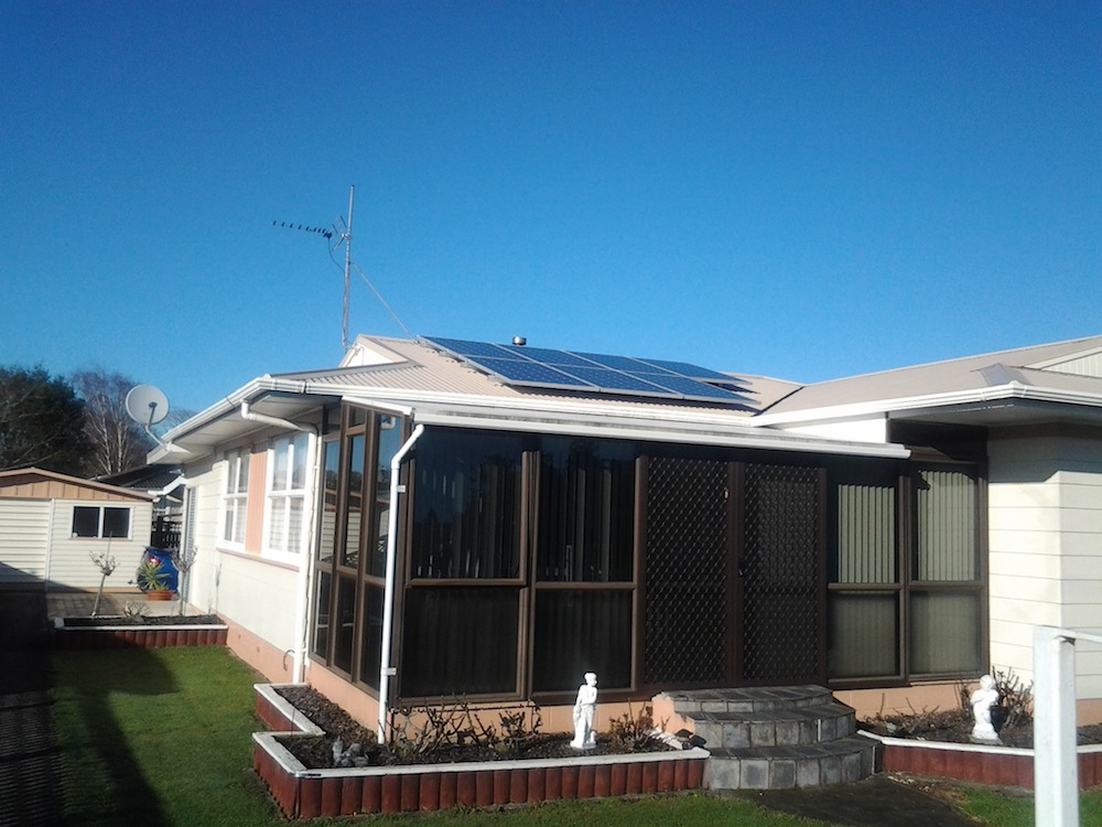 Solar Already Being Blamed For Electricity Price Rises