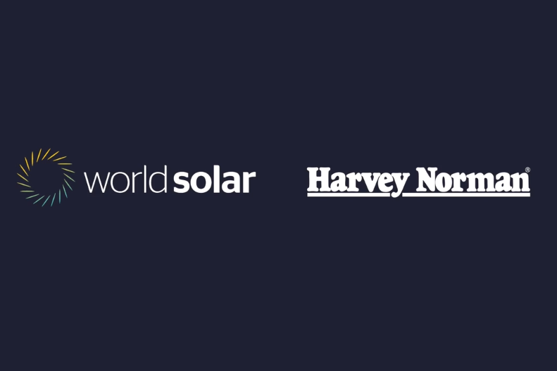 Solar Power Installers World Solar Join Forces With Harvey Norman