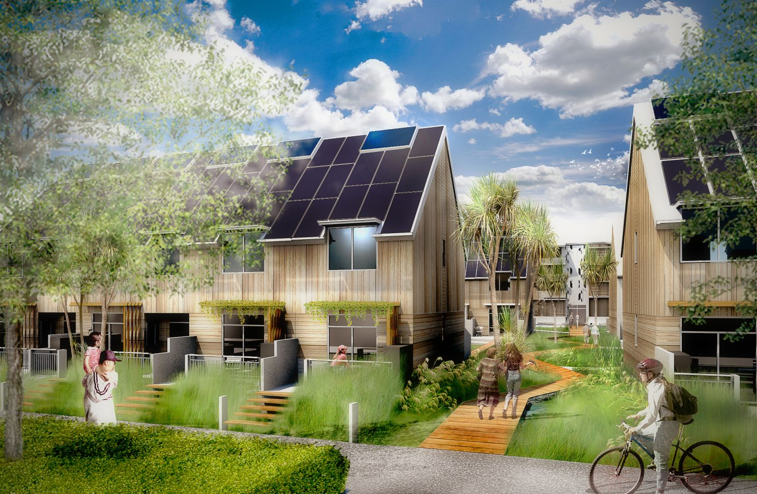 Solar Power to be a part of the Christchurch rebuild