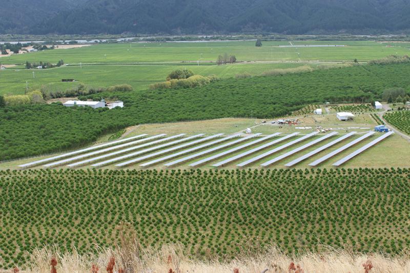 Kea Energy Solar Farm
