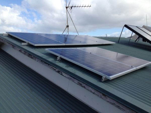 4kw solar power system mount maunganui NZ