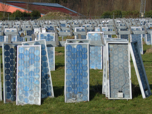 Preventing Environmental Damage by Recycling Solar Power Panels