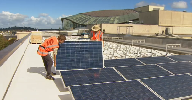 Iconic Auckland Museum Installs NZ's Largest Micro Inverter Solar Power System