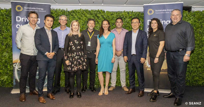 SEANZ Conference And Award Night 2019