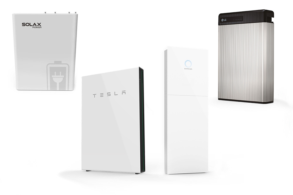 New Zealand's Top 6 Solar Batteries Available In 2019