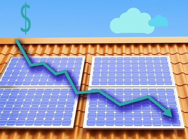 Solar Panel Prices Continue to Drop