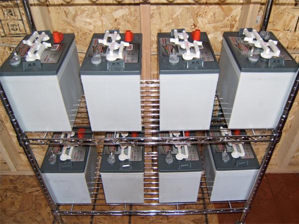 Future of Solar Power Storage