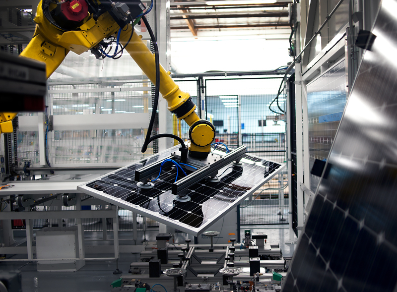 Solar Panel Manufacturing - Energy Payback Time