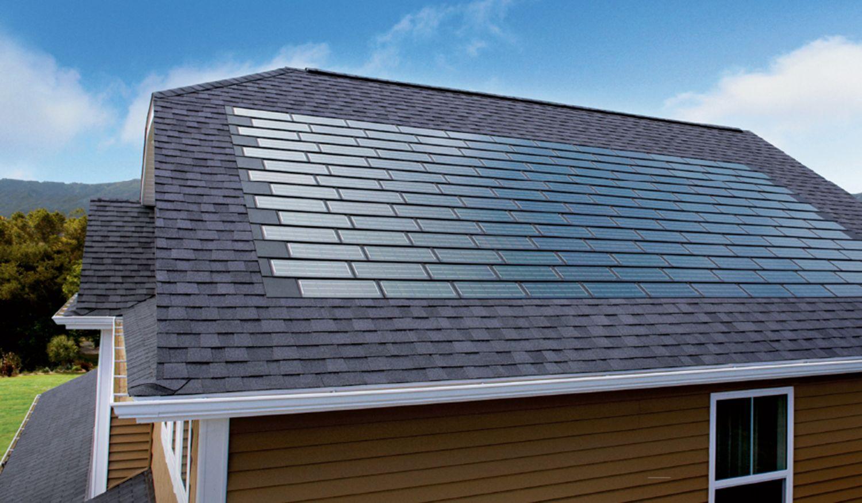 Elon Musk Reveals Plans to Produce Beautiful Solar Shingles