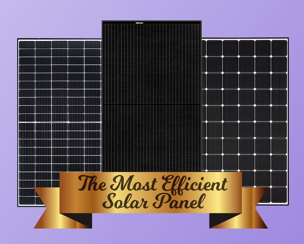 The Most Efficient Solar Panels Available on The NZ Market