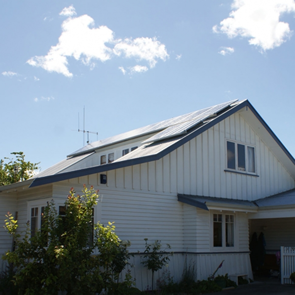 Grid-Connected Solar Power System