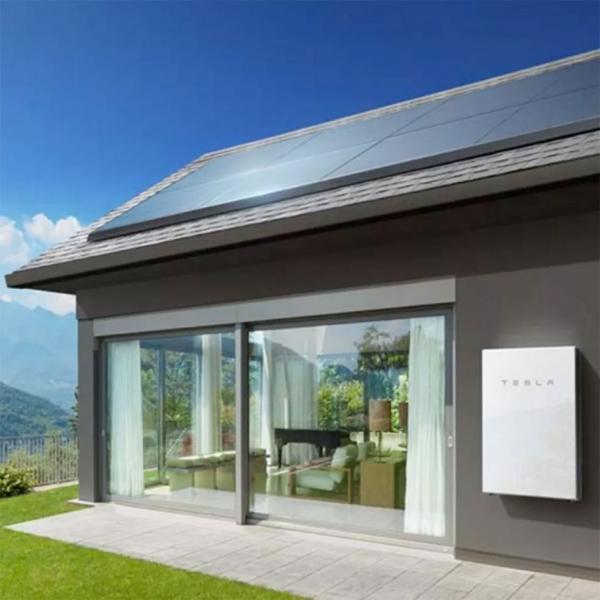 Solar Power & Battery Storage
