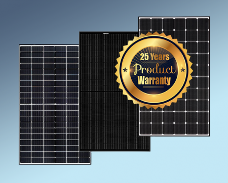 Solar Panel Manufacturers Stepping Up With 25-Year Product Warranties