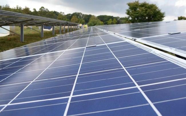 Trina Frameless Solar Panels